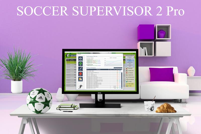 SOCCER SUPERVISOR 2 Pro